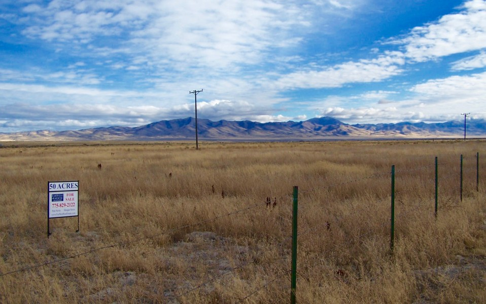 McDermitt 51 Acres – Vacant Pasture Land ~ SOLD