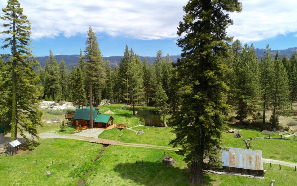 Silver Fork Ranch ~ SOLD